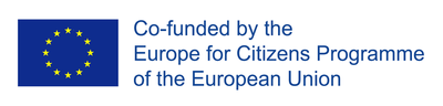 [Translate to Französisch:] Co Funded by the Europe for Citizens Programme of the European Union